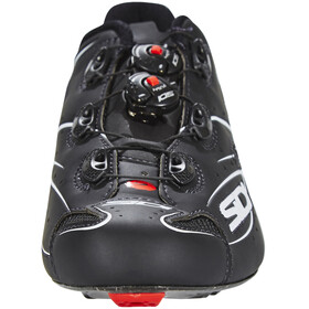 Sidi Shot Shoes Men Matt Black/White